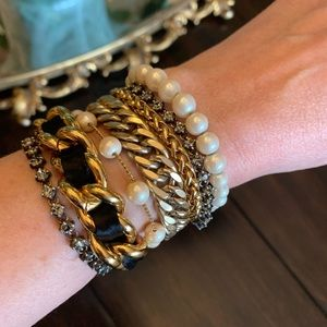 Juicy Couture Multi Chain Bracelet